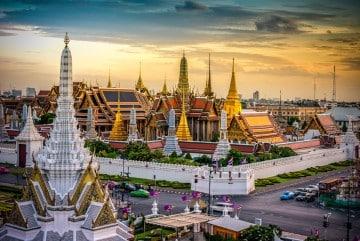 ที่เที่ยวไทยยอดฮิต