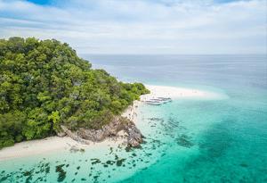 5 อันดับสถานที่ท่องเที่ยวบนเกาะ ในดินแดนทะเลใต้ของไทย