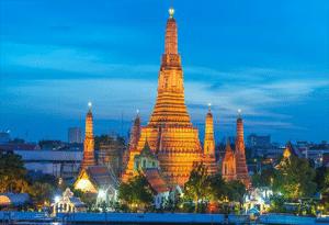 สถานที่ท่องเที่ยว ในทวีปเอเชียที่มีความสวยงามอย่างมาก