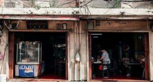 ร้านอาหารเเละคาเฟ่